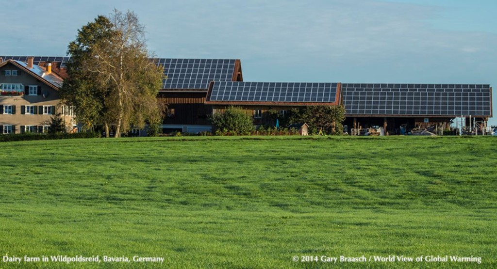 Photo of Solar Dairy Farm
