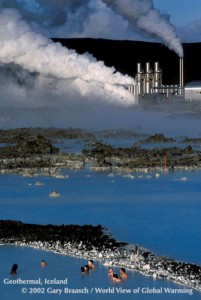 Photo of Geothermal plant in Iceland